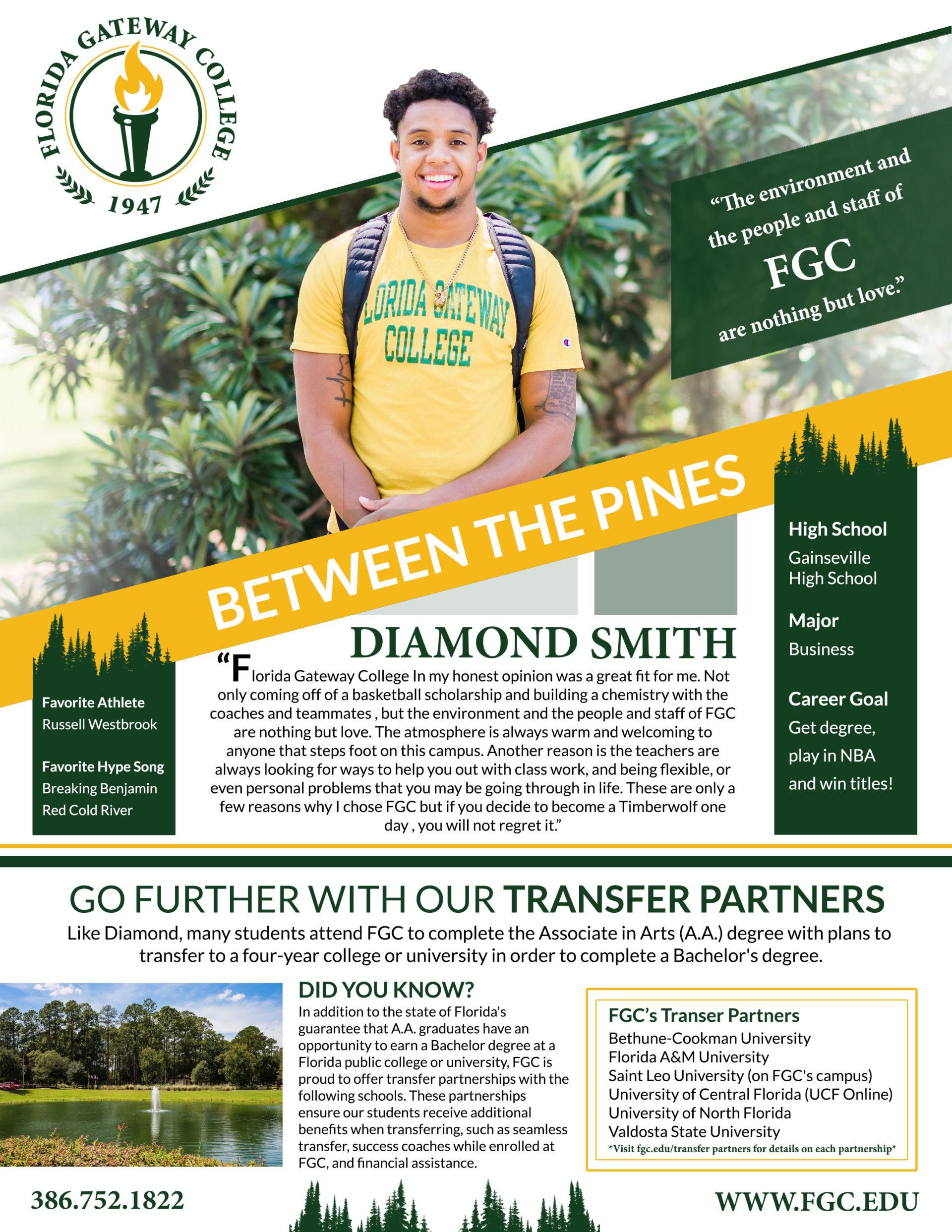 Diamond Smith's Story