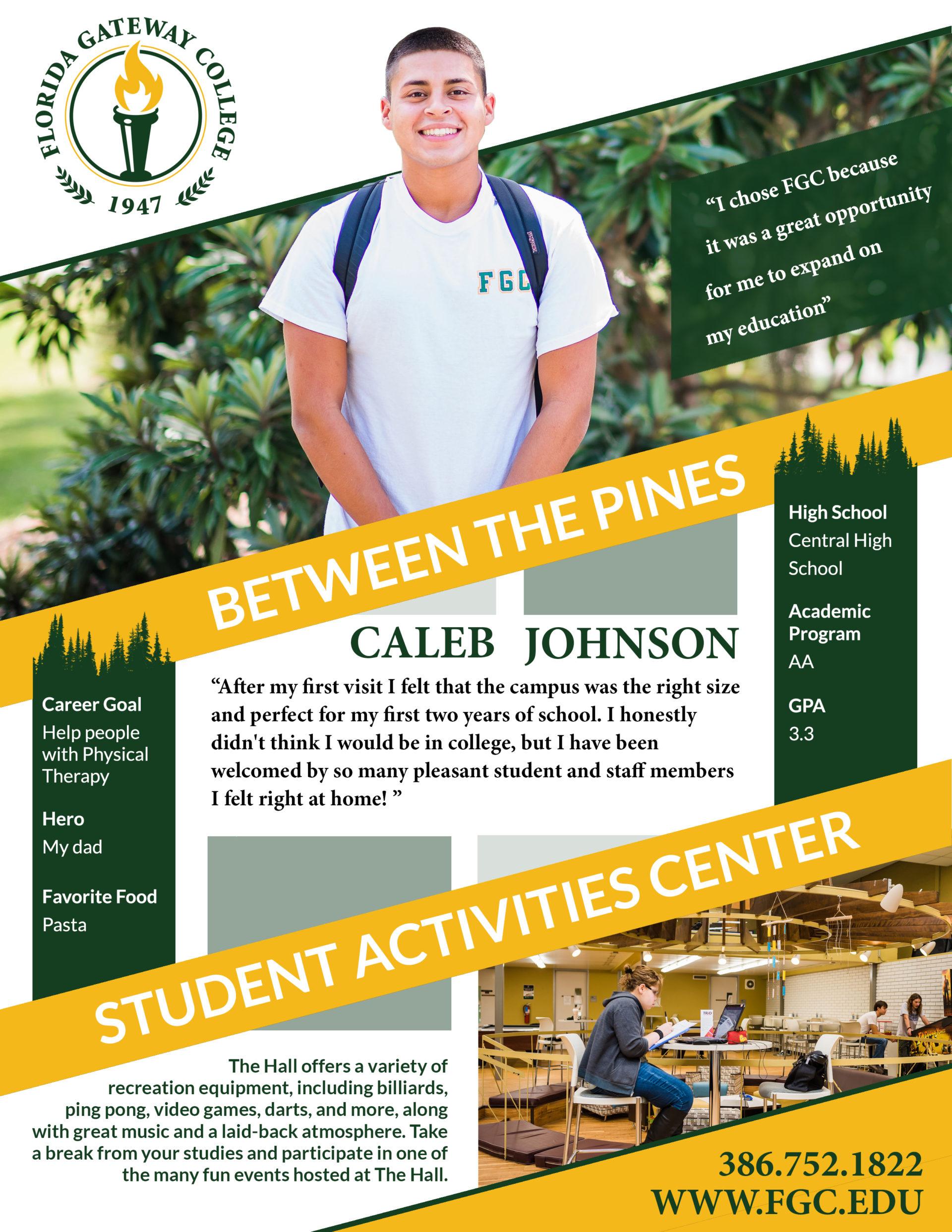 Caleb Johnson's Story