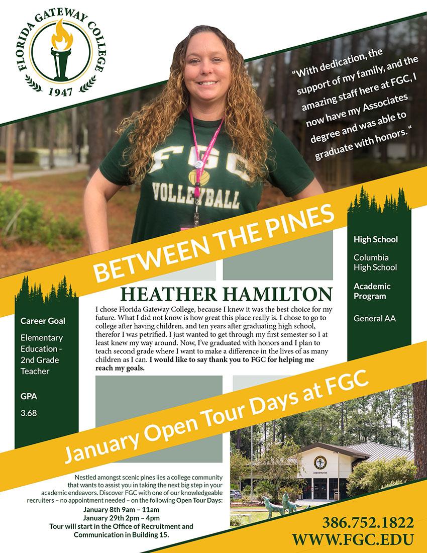 Heather Hamilton's Story
