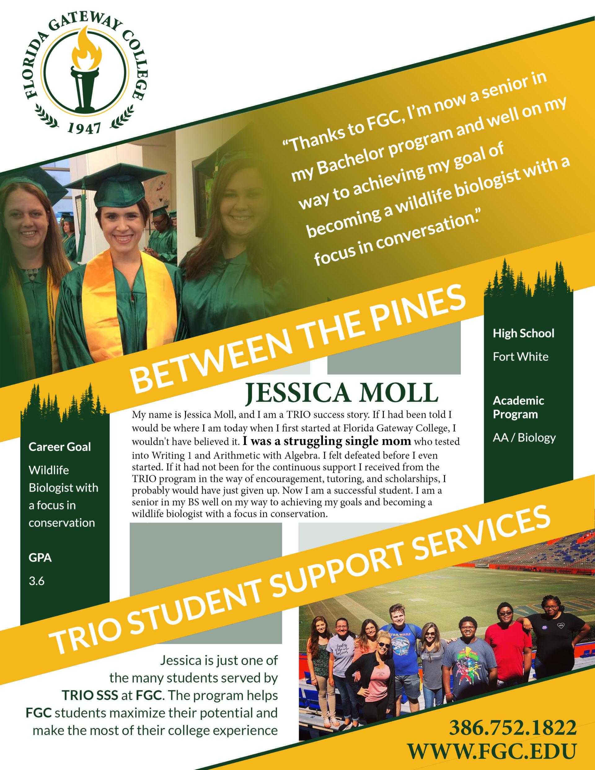 Jessica Moll's Story