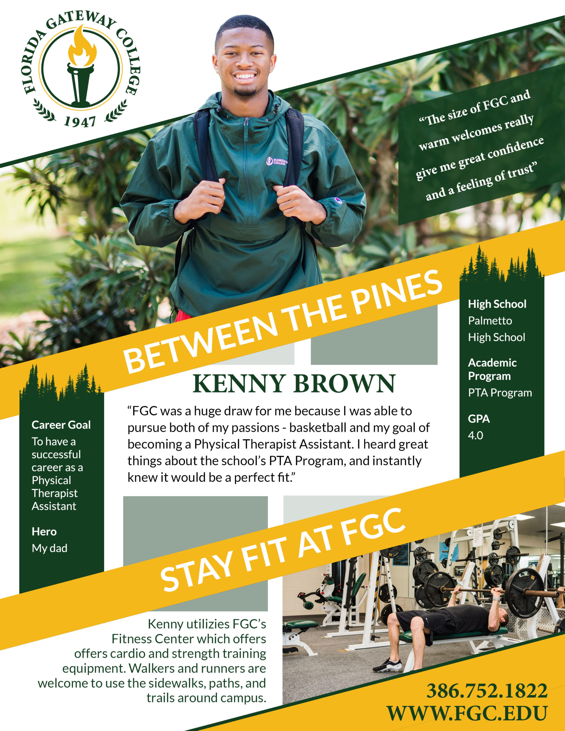 Kenny Brown's Story