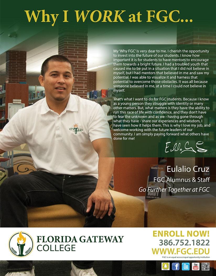 Eulalio Cruz's Story