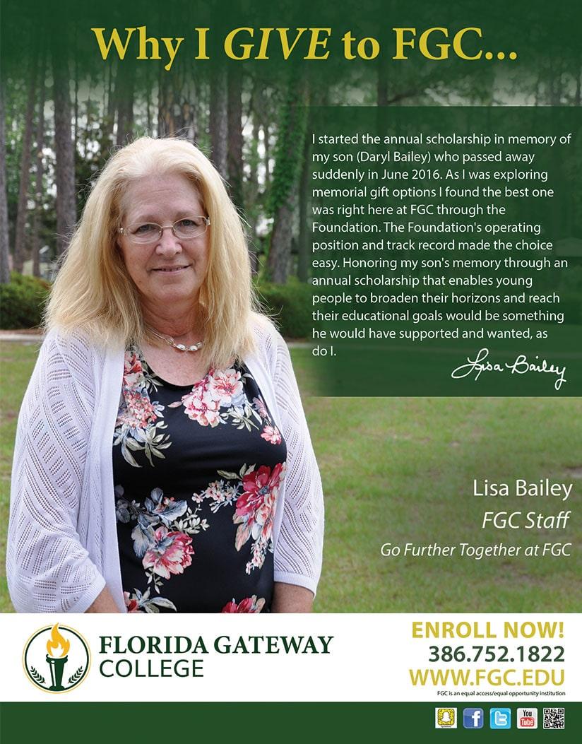 Lisa Bailey's Story