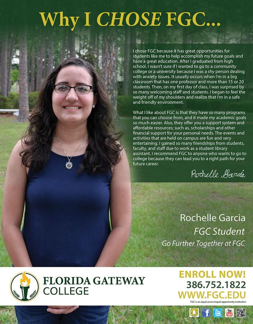 Rochelle Garcia's Story
