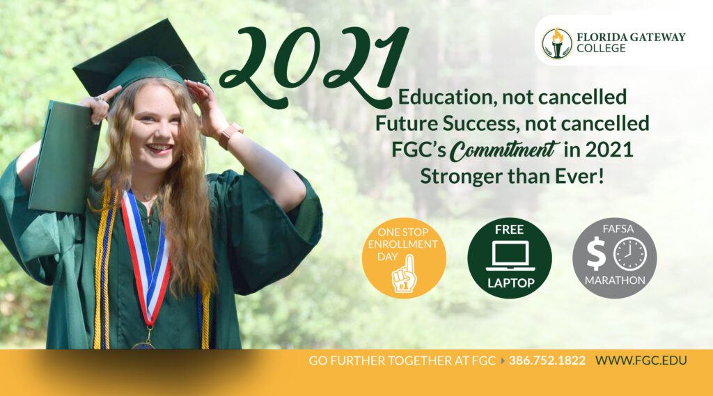 2021 FGC ommitment to education and success
