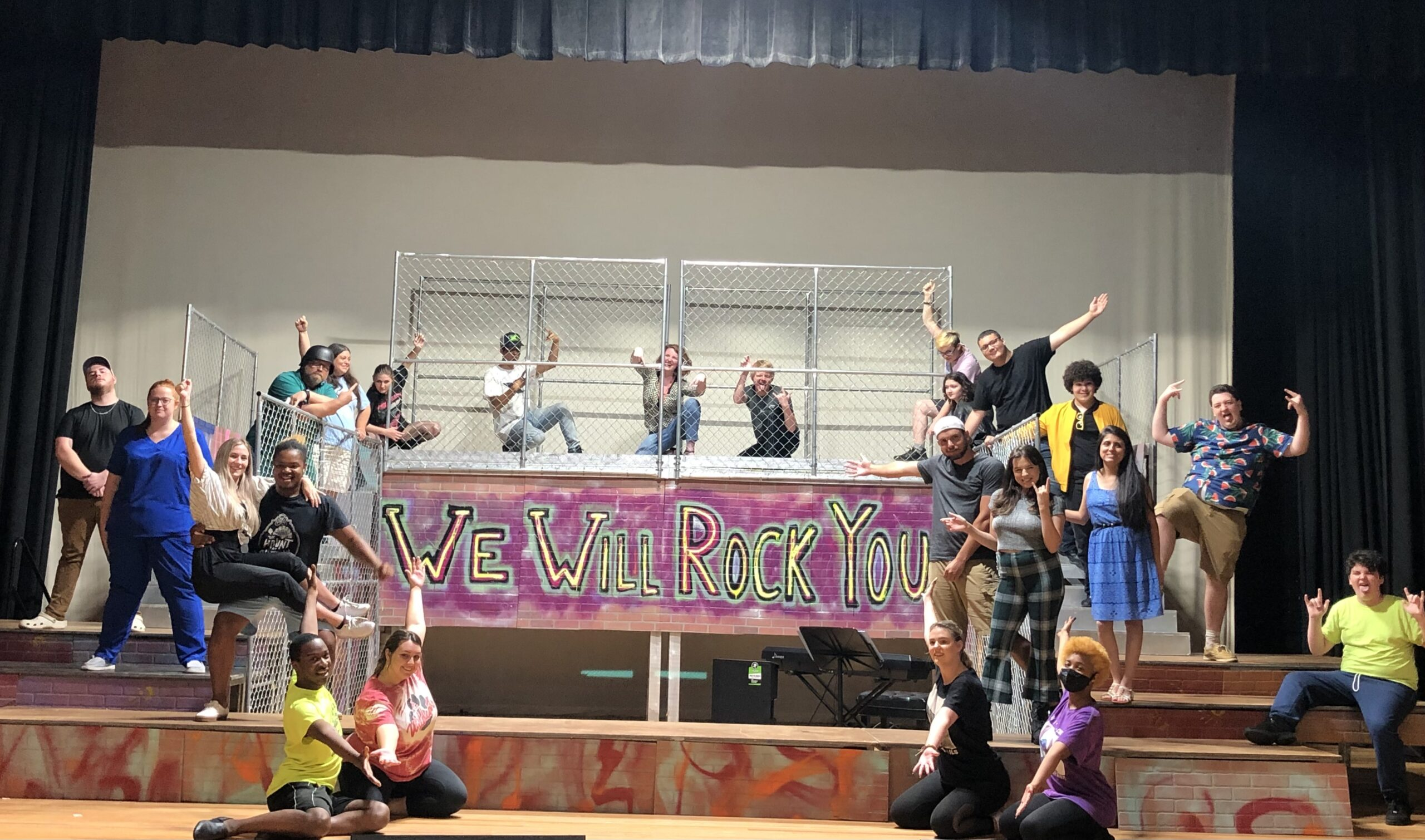 """Florida Gateway College Theatre to Present """"We Will Rock You"""""""